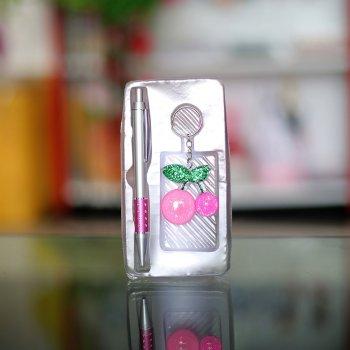 Подарочный набор с ручкой