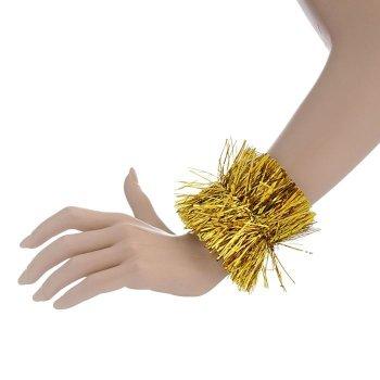 """Новогодний браслет """"Золото"""""""