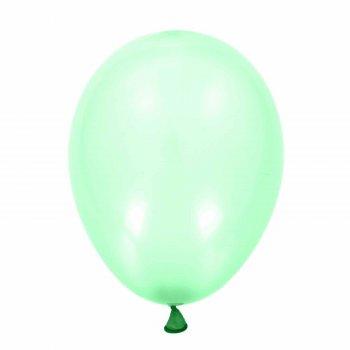 """Шар латексный Пастель 3"""" 100 шт. Зеленый"""