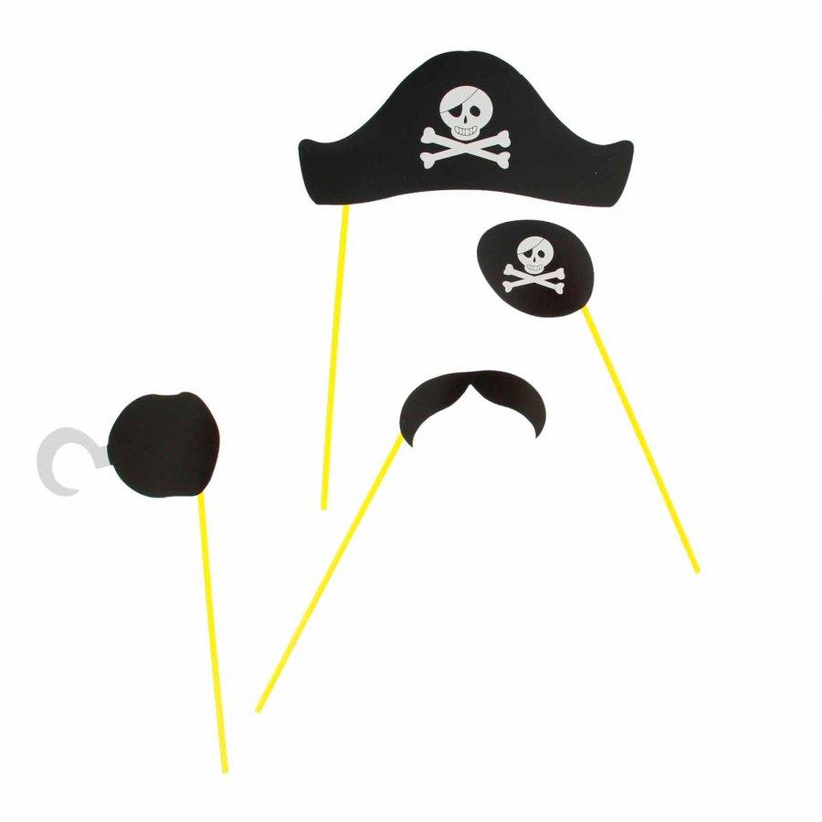 Пиратские атрибуты своими руками фото для фотосессии